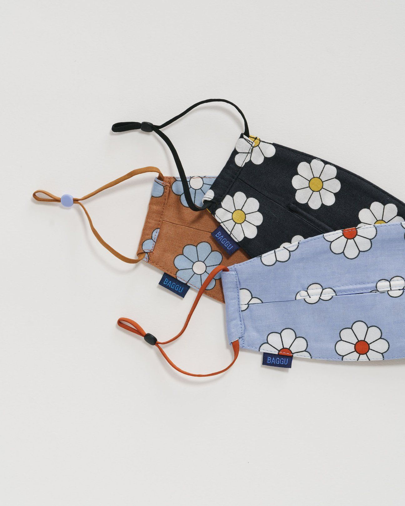 Miss Hosay Fabric Mask Loop Daisy