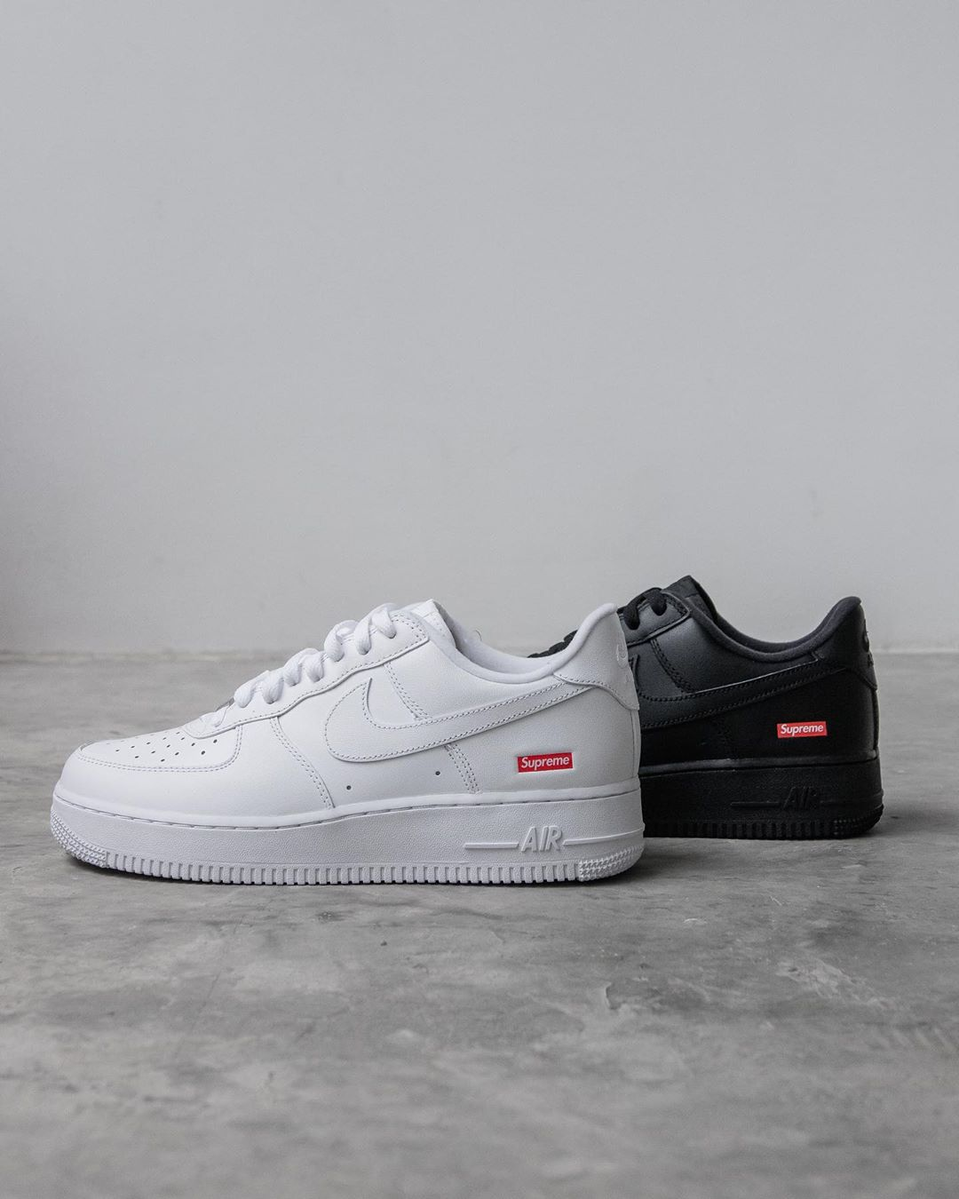 Novelship Supreme x Nike Air Force 1 Low