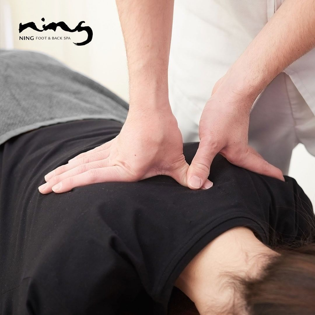 Ning Foot & Back Spa